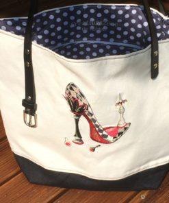 Echec & Mat- Le sac cabas de cet été