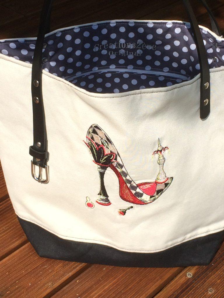 Echec & Mat - Le sac cabas à emmener partout cet été !