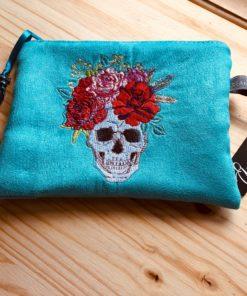 Skull &Flowers