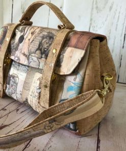 Sac cartable Miss Tallulah