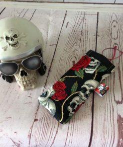Etui à lunettes Miss Skull & Roses