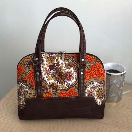 Cachemire Bowling Bag